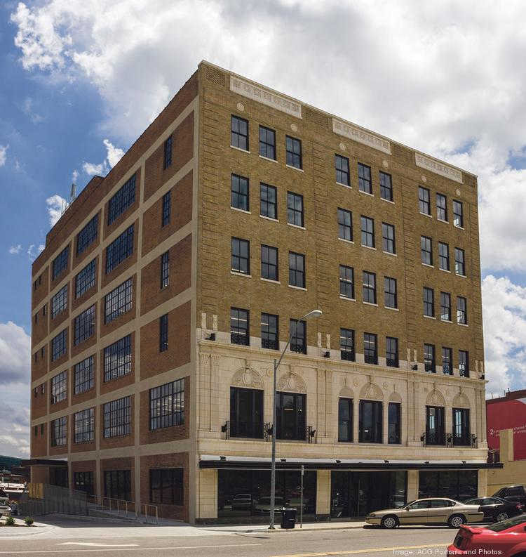 Sporting Kansas City and Sporting Innovations moved into the Crossroads Arts District on June 17. The new office is at 1511 Baltimore Ave. in the historic Lowe & Campbell athletic goods building in Kansas City.