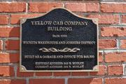 Officially, the former Doc Howard's building is the Yellow Cab Company Building, as the historical marker on the building shows.