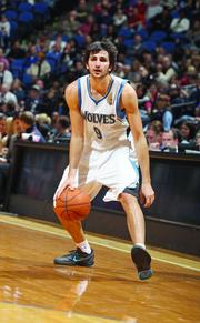 No. 1: Ricky Rubio, Minnesota Timberwolves point guard. Pay: $4,002,120. Rubio missed almost a third of the 2012-13 season while recovering from knee surgery, but he showed flashes of his potential, average 7.3 assists per game. He's a cornerstone of the Wolves roster moving forward.