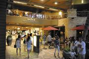 A surging visitor industry has kept many retailers, including those in the Royal Hawaiian Center in Waikiki, extremely busy this year.