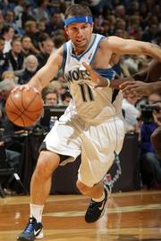 No. 4: J.J. Barea, Minnesota Timberwolves point guard. Pay: $4,687,000. Barea is a solid, high-energy player off the bench, but he isn't necessarily a perfect fit for head coach Rick Adelman's system. The money could probably be better spent elsewhere.