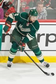 No. 1: Dany Heatley, Minnesota Wild left wing. Pay: $5,000,000. Heatley finished sixth on the Wild with 21 points in 2012-2013, despite missing 12 games, but he's nowhere near the player he was when he was racking up 100-point seasons in the mid-2000s. The club likely would have used one of its amnesty buyouts on him, but couldn't because he was injured and hadn't been cleared to play during the buyout window.