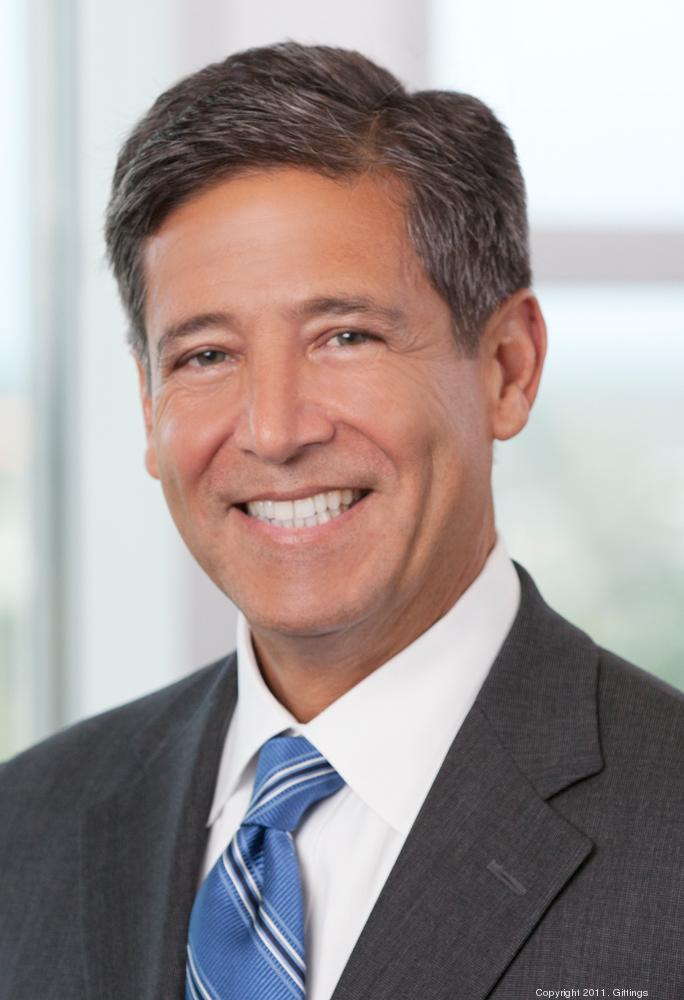 Gary Sasso, president and CEO of the combined firm