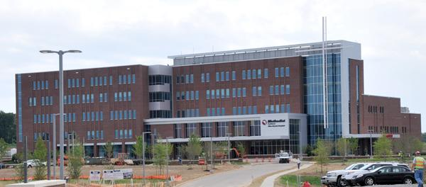 Methodist's new Olive Branch hospital is the first licensed hospital to open in Mississippi in 25 years.