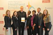 BAE Systems Inc. in Arlington ranks No. 9 amongst healthiest employers with 5,000+ employees.