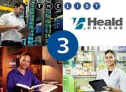School: Heald College - San Jose, Milpitas Sample of programs: Pharmacy technology, Paralegal, Network security  Adult full-time enrollment: 1,500  Full-time faculty: 24  Website: www.heald.edu