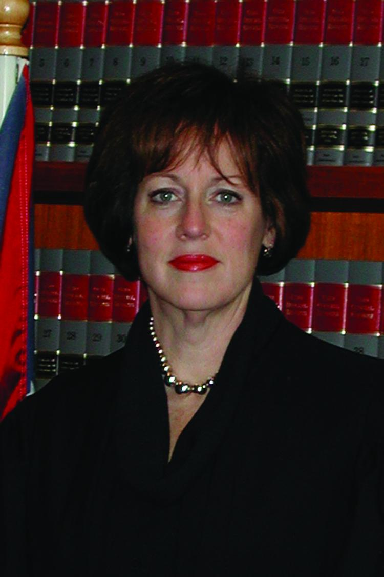 Maureen O'Connor, Chief Justice, Ohio Supreme Court