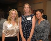 (Left to right) Stephanie Varone, Heather Manley and Katie Kenney of On Demand Group