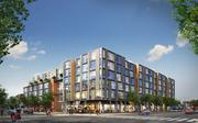 In addition to its redevelopment of the former Atlantic Plumbing site, The JBG Cos. plans to break ground in late September or early October on a second, 245-unit residential project by Florida Avenue and Ninth Street NW.