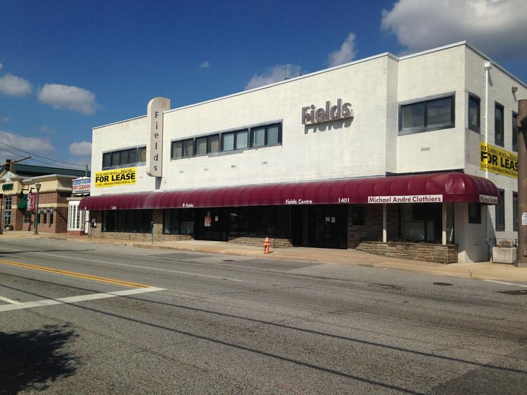 Advance Auto Parts has leased the former Fields of Pikesville building.