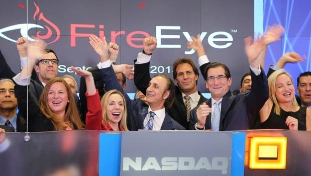FireEye is an IPO that a number of VCs backed who placed at the top of a ranking of firms with the most public offerings in the first nine months of 2013. It's stock nearly doubled on the first day of trading in September.