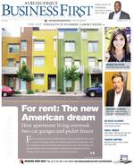 In this week's issue: For rent - the new American dream