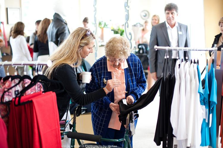 Accessible Wear offers clothes specially adapted for people with disabilities.