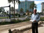 Alex Coley Coley, principal of Hallmark Partners Inc., continued his crusade to build an epicenter of creative-minded people in Jacksonville. Work on 220 Riverside progressed throughout the year and Hallmark announced plans for another residential project, this time in the heart of Riverside.