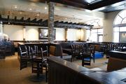 Another view of Firebirds' dining area looking south.