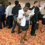 Job seekers more choosy when hunting for work, report says