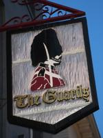 Need some new decor? Iconic sign from The Guards is for sale