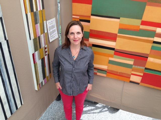 When Merriam artist Laura Nugent graduated from the Maryland Institute of Art in 1992, the school hadn't taught her a thing about creating a business out of her paintings. In fact, her professors didn't even mention it.