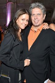 "Julie Taymor, director of ""A Midsummer Night's Dream"" in Brooklyn, and Elliot Goldenthal, composer, attend the opening-night party for ""Anna Nicole"" held at Skylight One Hanson in New York, on Tuesday, Sept. 17. The opera, a co-production of the Brooklyn Academy of Music and New York City Opera, is a biographical account of the life of Anna Nicole Smith."