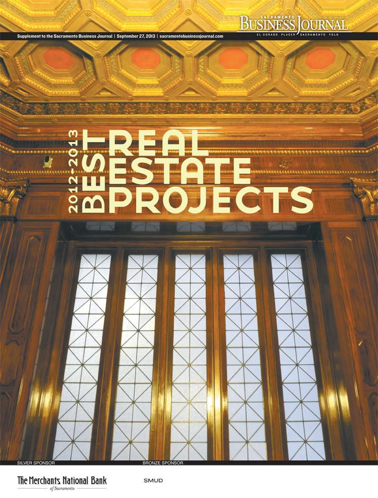 The Stanley Mosk Library and Courts Building received a $50 million renovation. Upgrades included retrofitting safety features and restoring lead-glass windows and historic light fixtures. The painted coffered ceiling was left largely untouched.