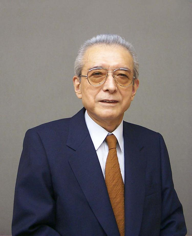 Former Nintendo Co. President Hiroshi Yamauchi, who kept Major League Baseball in Seattle by agreeing to become majority owner of the Mariners.