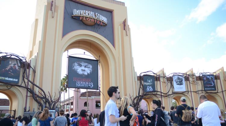 Universal's Halloween Horror Nights is readying its haunted lineup.
