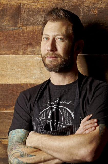 Taking New York by storm: Hugh Mangum of Mighty Quinn.