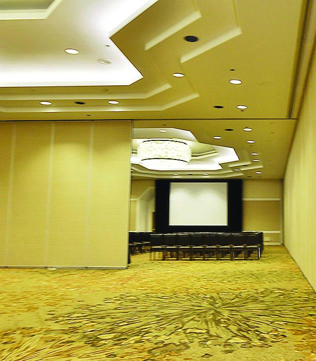 The Westin Denver's ballroom. The hotel is the venue for the upcoming Site Selectors Guild Annual Conference Feb. 24-26.