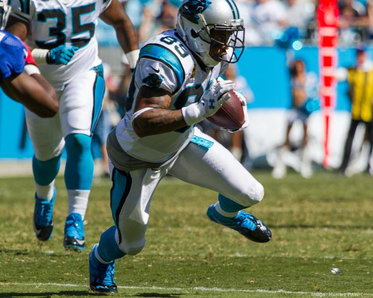 Wide receiver Steve Smith and the Carolina Panthers return to Bank of America Stadium on Sunday to face the St. Louis Rams.