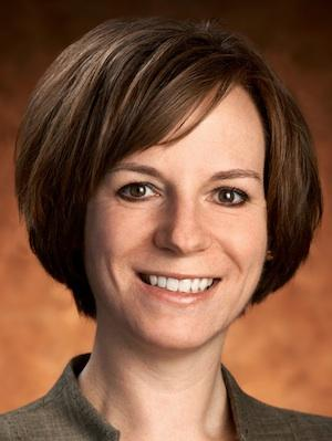 Stephanie Bisselberg is the new vice president for human relations at AK Steel.