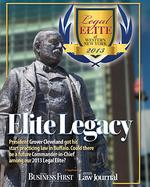 Introducing the final honorees of the of 2013 Legal Elite of WNY