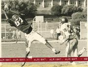 No. 11: This former football player is now the head of athletics at a local university.