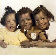 No. 12: This Minority Business Leader honoree poses with his siblings at a young age.