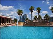 The Crowne Plaza Jacksonville Riverfront pins images of its hotel, restaurants and scenes from around the hotel.