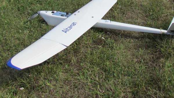 Woolpert is requesting to use the Nova Block III, which is produced by Florida UAS company Altavian Inc.