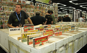 Comic book vendors were among the many exhibitors at the second annual Rose City Comic Con.