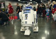This R2-D2 was built by Seattle's Bob Jacobsen, who spent about $15,000 on his droid.