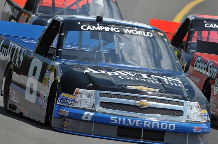 Sharp-Gallaher Racing is moving its truck racing team to Mooresville.