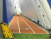 A track for sprinters.