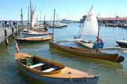The Mid-Atlantic Small Craft Festival will bring together small boat enthusiasts Oct. 4-6 at the Chesapeake Bay Maritime Museum in St. Michaels. The 31st annual event includes a cook-out, model boat building and racing, and demonstrations.