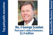 George Scanlon was removed as CEO of Fidelity National Financial Inc. in November.Read why here.