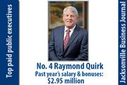 Following Scanlon's removal, Quirk, then president, was promoted to CEO.