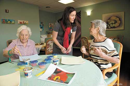 St. Martin's in the Pines is one of several facilites adding specialty-care beds.