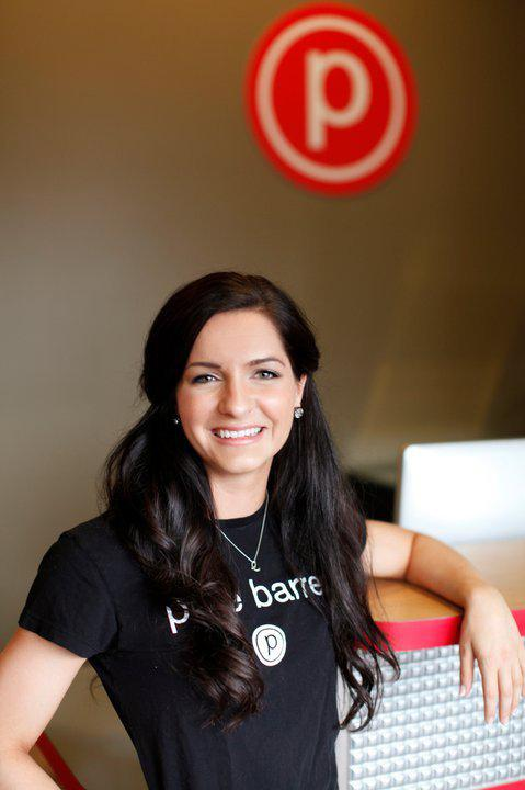 Emily Johnson will soon add a Pure Barre studio in New Albany, after opening her first in 2011 near Grandview and another near Dublin last year.