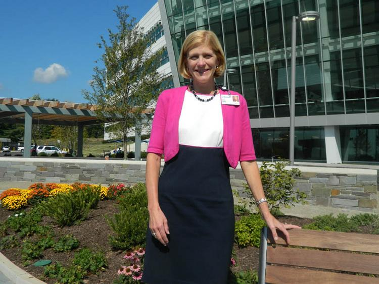 Einstein Medical Center Montgomery COO Beth Duffy.