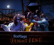 Six Flags Fright Fest will return on weekends from Sept. 28-Oct. 27 at the Upper Marlboro amusement park. This year's Fright Fest — during daytime and nighttime hours — will include magic shows, a trick-or-treat trail and rides, in addition to other attractions.
