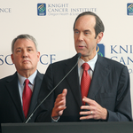 $1 billion and counting: Dr. Brian Druker on meeting the Knight Challenge