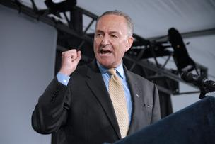 US Sen. Charles Schumer is considering new laws, changes in federal regulations or committee hearings in Congress to make changes to the telecommunications industry.