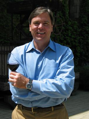 Greg Ralston, CEO of Evening Land Vineyards.