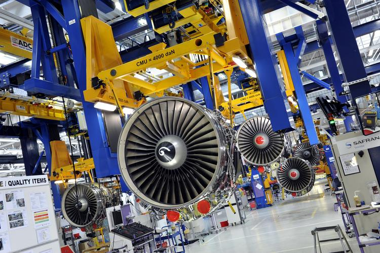 GE Aviation joint venture CFM International on Tuesday announced a new, first-of-its-kind program called TRUEngine LLP to evaluate aircraft engine parts.